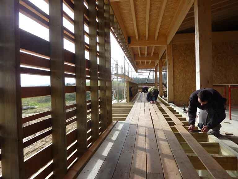 Maison individuelle à énergie positive près de Toulouse